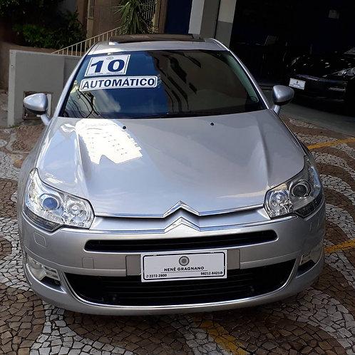 CITROËN C5 2010 2.0 MPFI EXCLUSIVE 16V GASOLINA 4P AUTOMATICO
