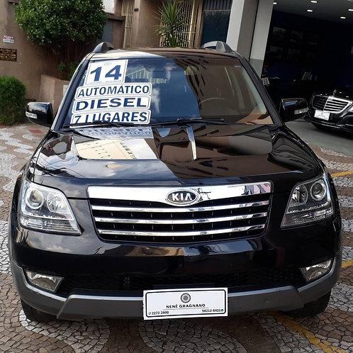 KIA MOHAVE 2014 3.0 4X4 V6 24V TURBO DIESEL 4P AUTOMATICO