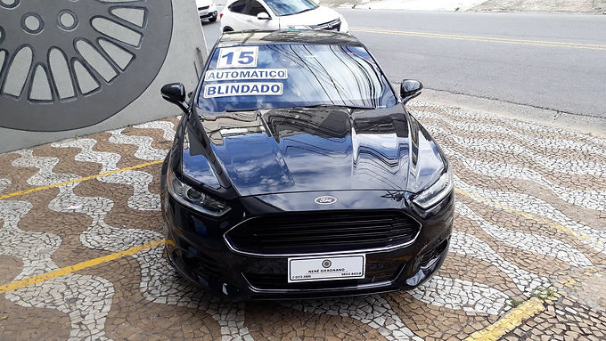 FORD FUSION 2015 2.0 TITANIUM AWD 16V GASOLINA 4P AUTOMATICO