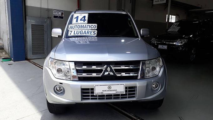 MITSUBISHI PAJERO FULL 2014 3.8 HPE 4X4 V6 24V GASOLINA 7L 4P AUTOMATICO