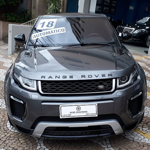 LAND ROVER RANGE ROVER EVOQUE 2018 2.0 HSE DYNAMIC 4WD 16V GASOLINA AUTOMATICO