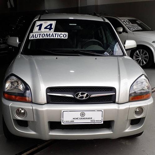 HYUNDAI TUCSON 2014 2.0 MPFI GLS 16V 143CV 2WD FLEX 4P AUTOMATICO
