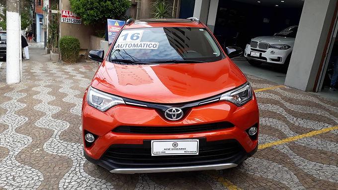TOYOTA RAV4 2017 2.0 TOP 4X2 16V GASOLINA 4P AUTOMATICO