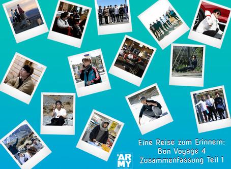 Eine Reise zum Erinnern: Bon Voyage 4 Zusammenfassung Teil 1