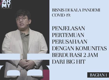 BISNIS DI KALA PANDEMI COVID-19