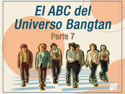 El ABC del Universo Bangtan parte 7