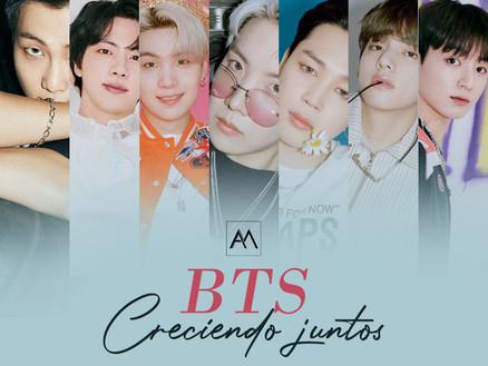 BTS: Creciendo juntos