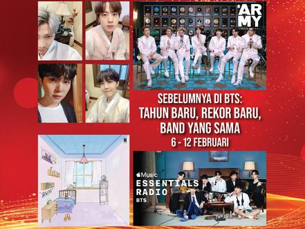 Sebelumnya di BTS: Tahun Baru, Rekor Baru, Band yang Sama 6 - 12 Februari