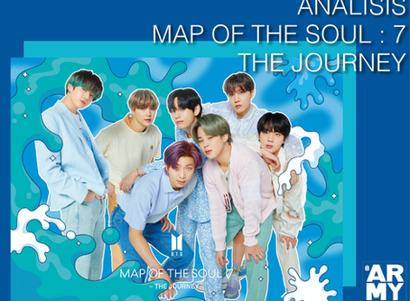 ANALISIS MAP OF THE SOUL : 7 ~ THE JOURNEY ~
