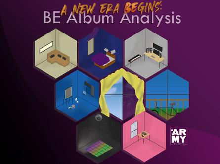A New Era BEgins: BE Album Analysis