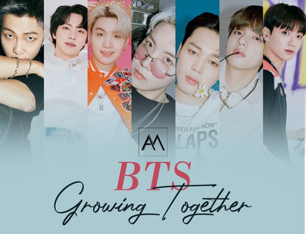 BTS: Growing Together