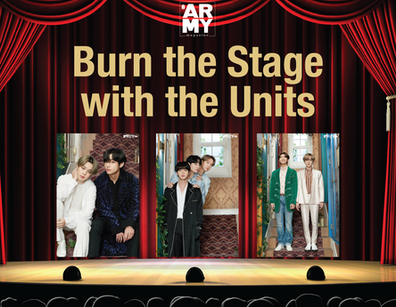 Subunits Pt. 2 Burn the Stage with the Units