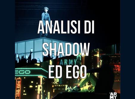 ANALISI DI SHADOW ED EGO