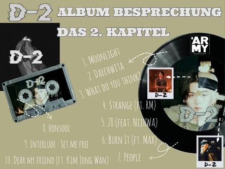D-2 ALBUM BESPRECHUNG - DAS 2. KAPITEL
