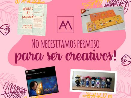 No necesitamos permiso para ser creativos