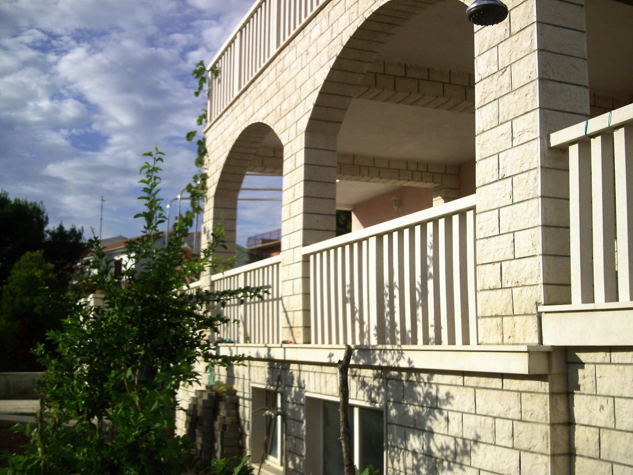 Erdgeschoss Terrasse