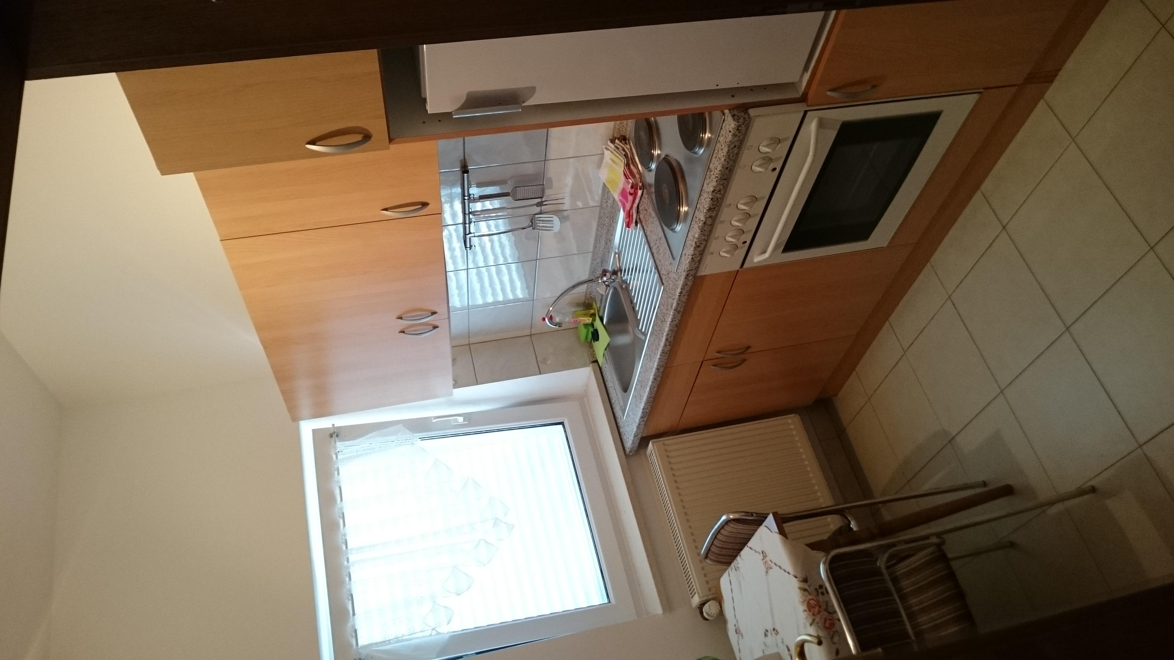 Beispielbild Küche / Kochnische