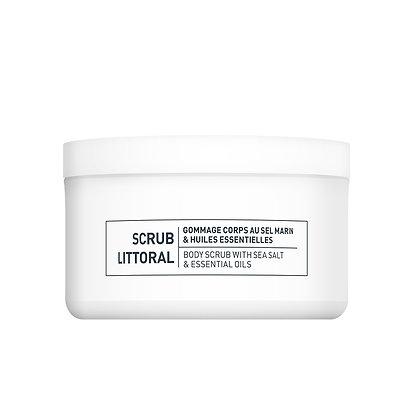 Scrub Littoral - Body scrub with sea salts & essentials oils