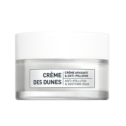 Crème des Dunes - Anti-Pollution & Soothing Cream