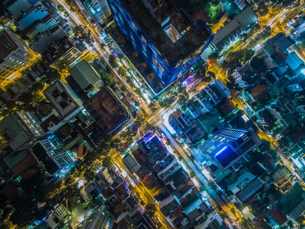 Aerial-City Centre