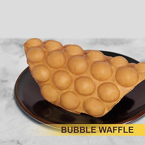 Whisk Eight Bubble Waffle