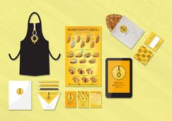 Whisk Eight Brand Identity Background