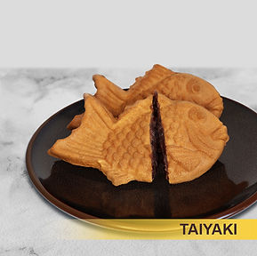 Whisk Eight Taiyaki Waffle