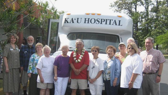 Kau Van and Fundraisers 2009_3.JPG