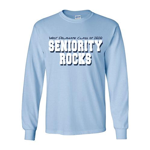 WD Class of 2020 Lg Slv T-Shirt