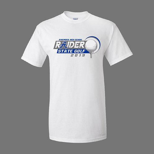 Anamosa State Golf T-Shirt