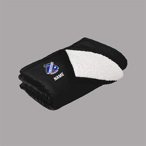CR Wash Rugby Sherpa Blanket