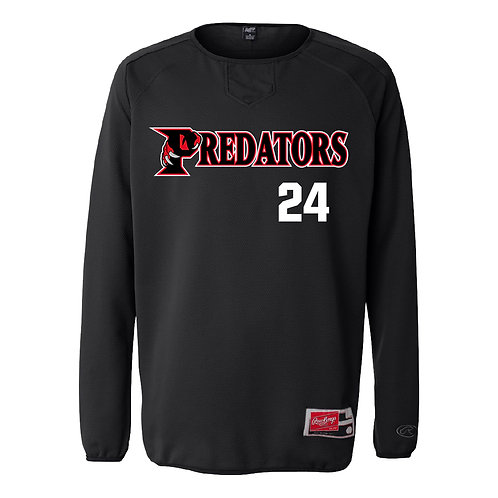 Predators Player Pullover