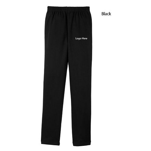 MercyBP Sport-Tek Open Bottom Sweatpant