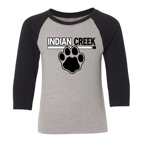 Indian Creek Raglan T-Shirt