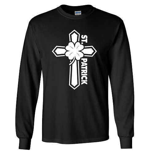 St. Patrick Lg Slv T-Shirt