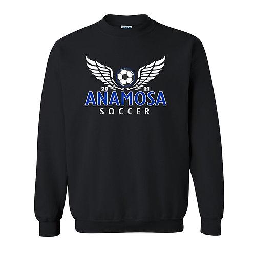 Anamosa Soccer Crew Sweatshirt