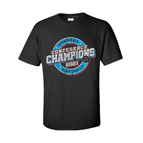 Anamosa Softball Conference Champs T-Shirt