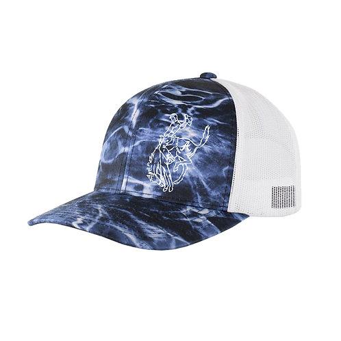 Raider Football Adjustable Hat