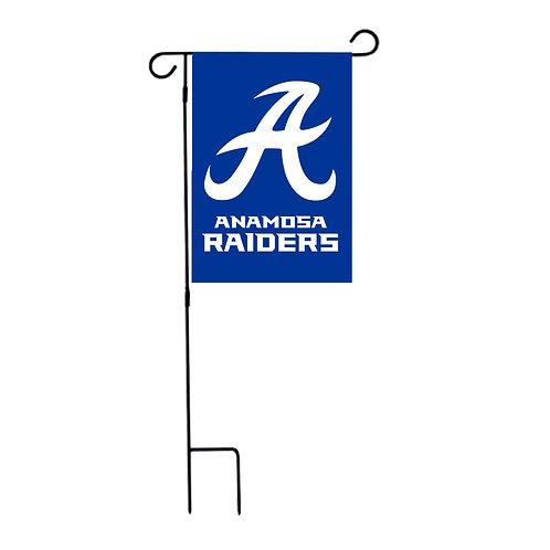 Raider Garden Flag