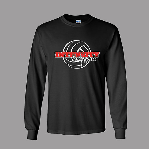 Intensity Volleyball Gildan Lg Slv T-Shirt