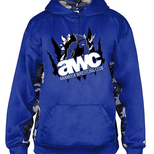AWC Camo Performance Hoodie