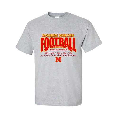 Marion Football T-Shirt