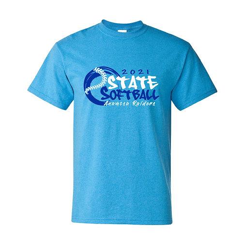 Anamosa Softball State T-Shirt