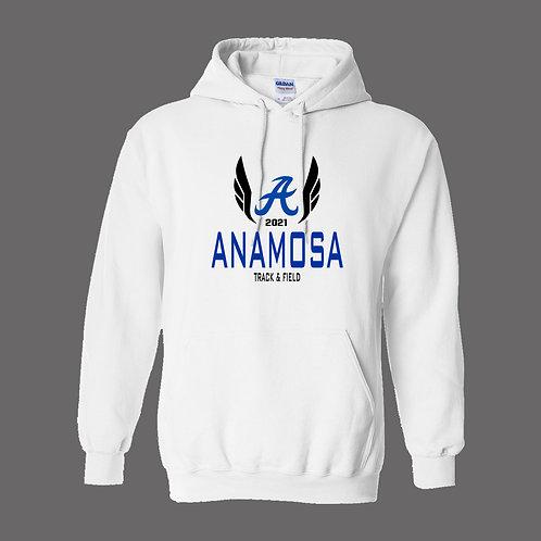 Anamosa Boys Track Gildan Hoodie