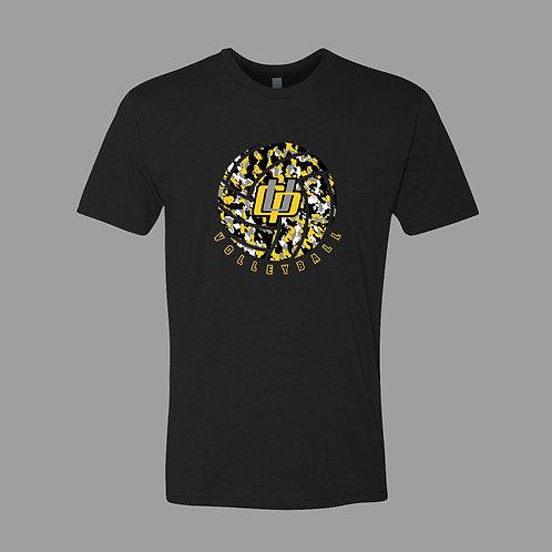 CPU Volleyball Next Level T-Shirt