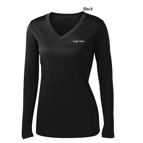 Avalon Ladies Sport-Tek Long Sleeve