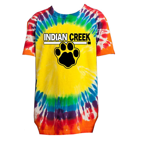 Indian Creek Tie-Dye T-Shirt