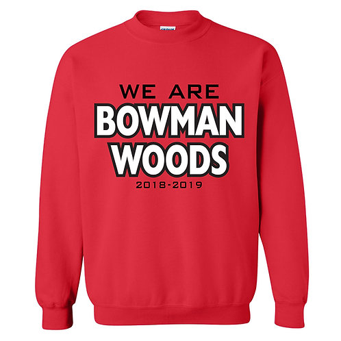 Bowman Woods Crew Sweatshirt