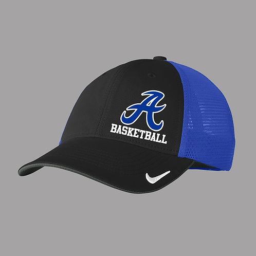 Raider Basketball Nike Cap