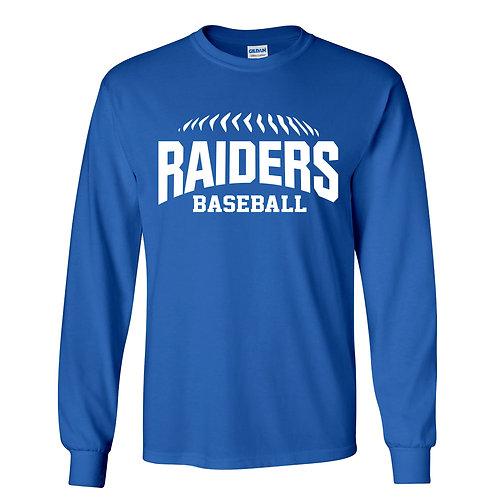 Anamosa Baseball Lg Slv T-Shirt